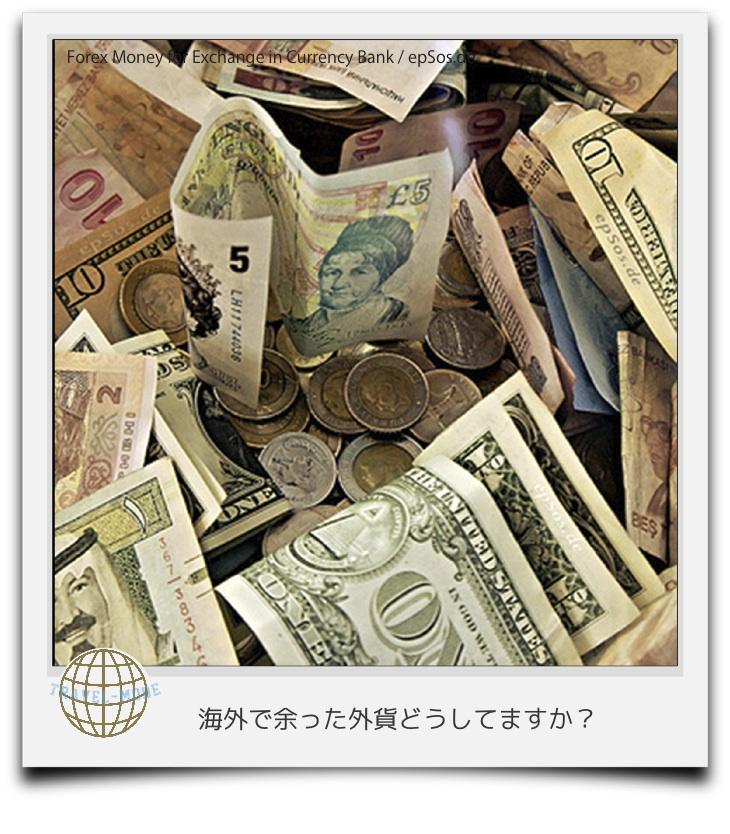 外貨ポラ入り